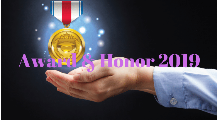 Award & Honor 2019