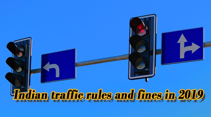 New Traffic Rules 2019