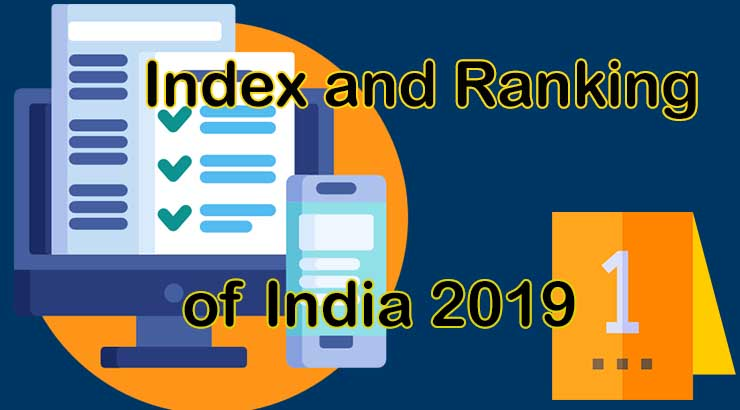 index and ranking