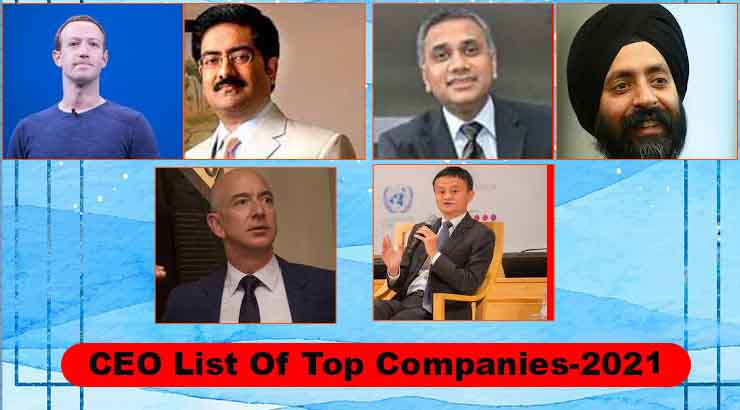 CEO-OF-TOP-Companies