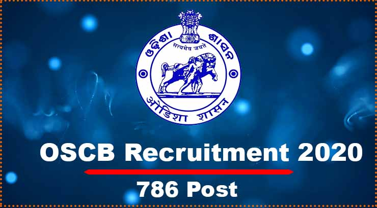 OSCB Recruitment 2020